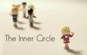 On the Outside on Inner Circles